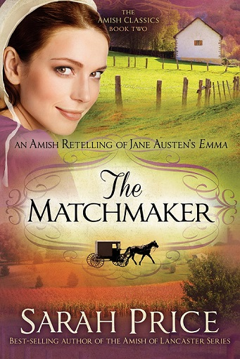 Congratulations to cherie kasper, who won the copy of the matchmaker