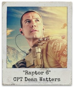 Raptor Team Dean Watters Update