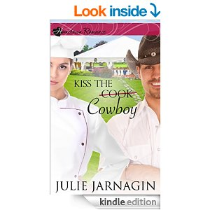 Kiss the Cowboy kindle