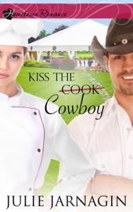 kiss the cowboy