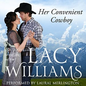 Her Convenient Cowboy Audio Book