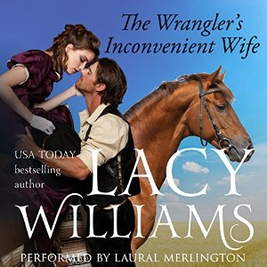 The Wrangler's Inconvenient Wife Audio Cover