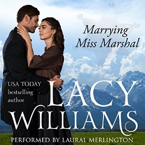 Marrying Miss Marshall Audio