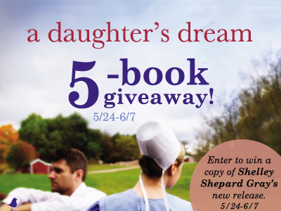 Daughter's Dream Giveaway