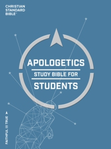 Apologetics Study Bible Students