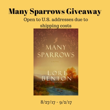Many Sparrows Giveaway