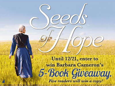 seeds of hope giveaway