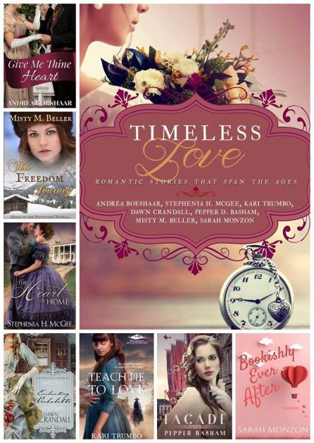 Timeless Love Cover