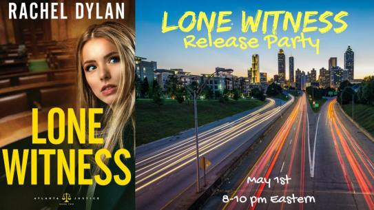 Lone Witness Release Party