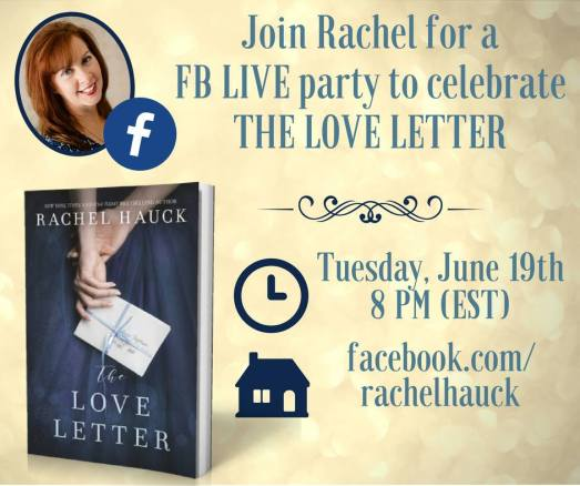 The Love Letter Giveaway