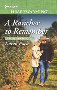 A Rancher to Remember Cover