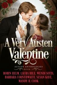 A Very Austen Valentine Book Cover